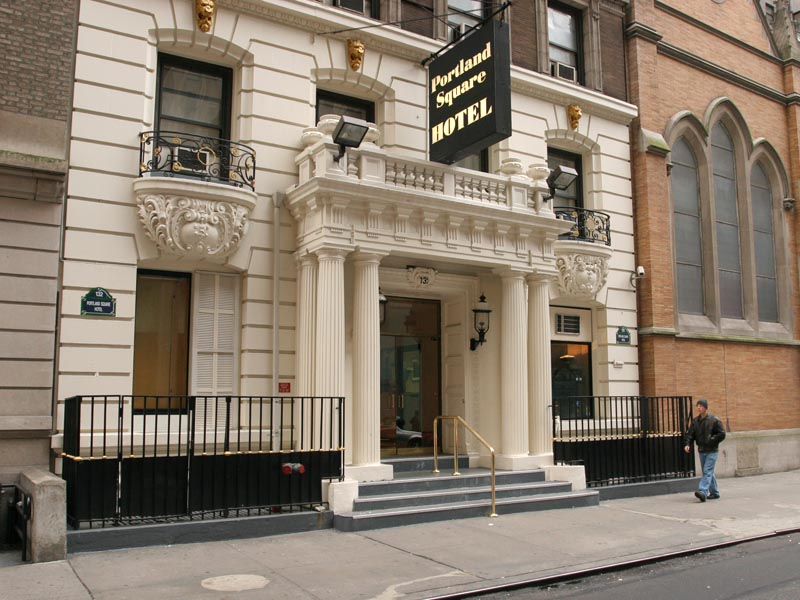 Portland square hotel new york deals see hotel photos for Hotel economici new york centro