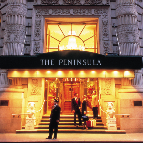 The peninsula new york new york deals see hotel photos for Luxury extended stay hotels nyc
