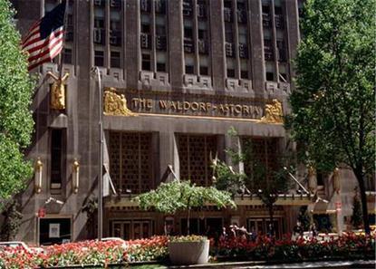 The Waldorf Towers