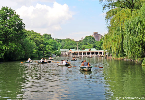 Central Park Boathouse Restaurant