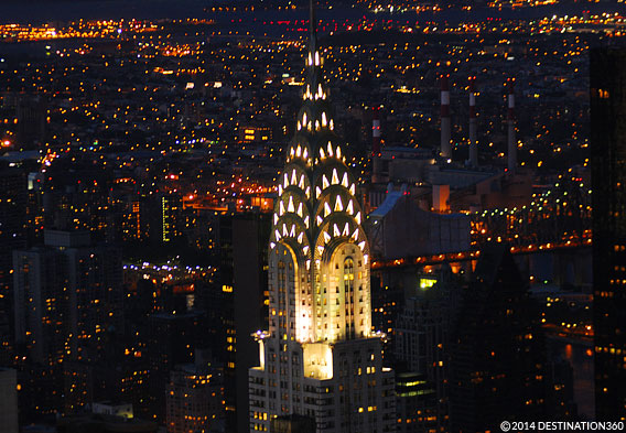 Chrysler Building - Chrysler Building New York City