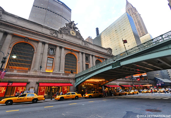 Grand Central Station Outside