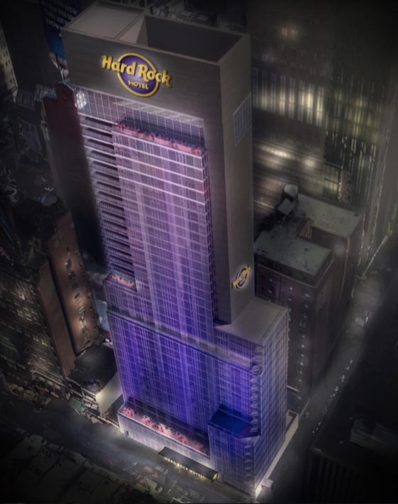 Hard Rock Hotel NYC