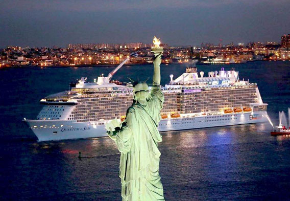 Caribbean Cruises from New York City