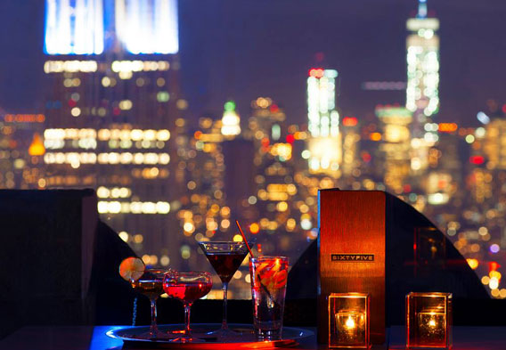 Rainbow Room Bar NYC