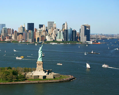 New york city attractions tourist attractions in new for Main attractions in new york city