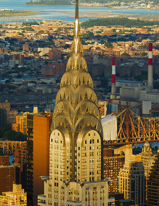 Chrysler Building Tickets