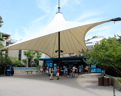 Coney Island Aquarium