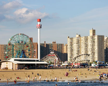 Coney Island Hotels