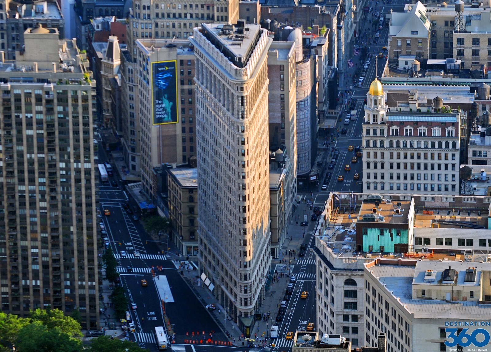 flatiron building flatiron building in new york. Black Bedroom Furniture Sets. Home Design Ideas