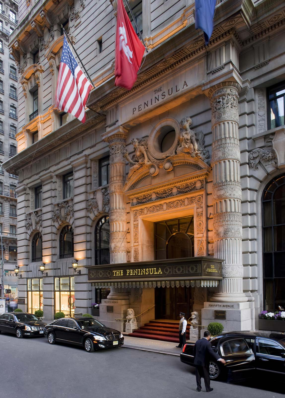 New york city luxury hotels for Most expensive hotel in nyc