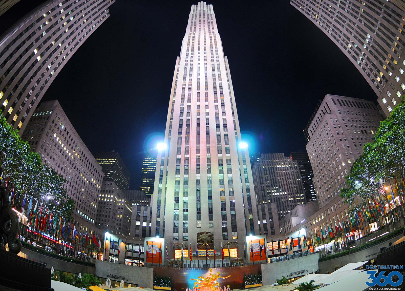 Rockefeller Center Virtual Tour