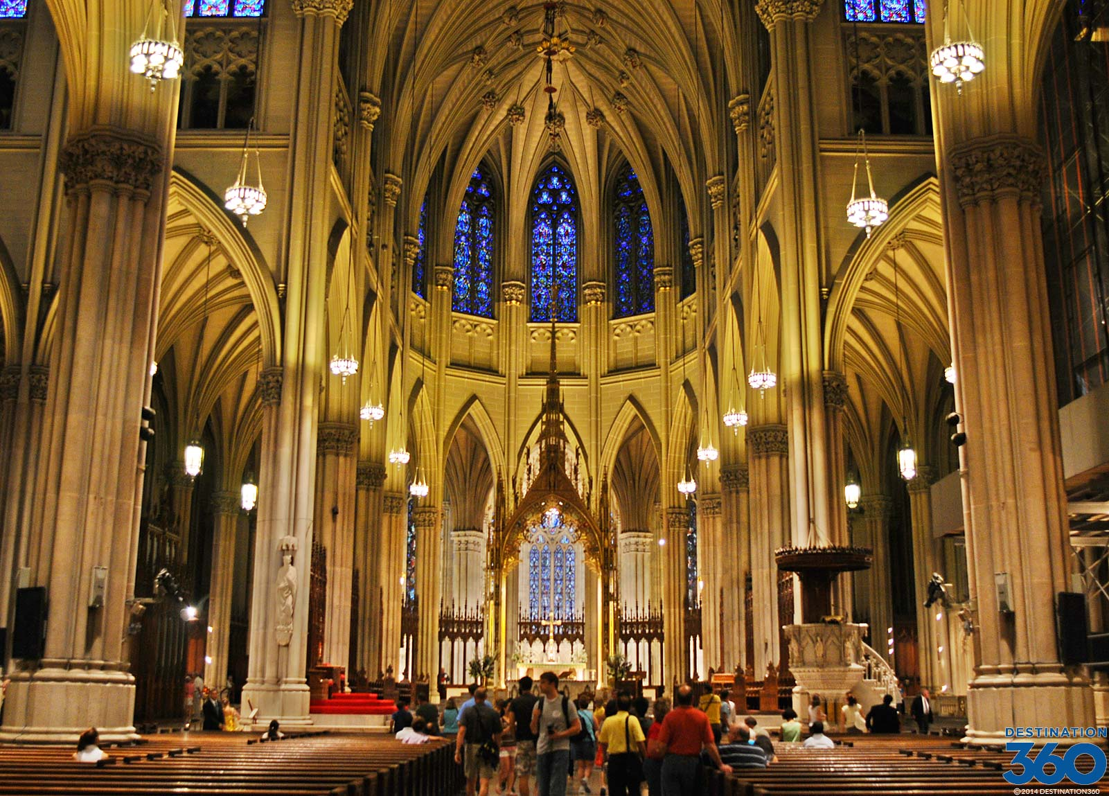 St Patrick's Cathedral Virtual Tour
