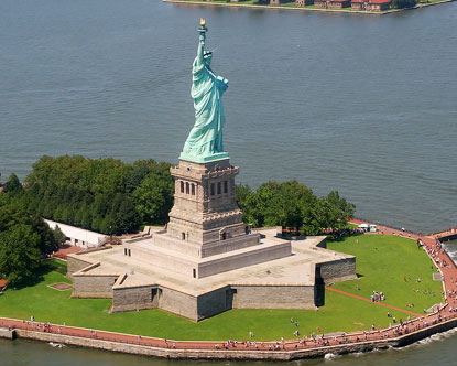 Tickets to the Statue of Liberty