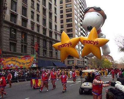 thanksgiving day parade atlanta ga
