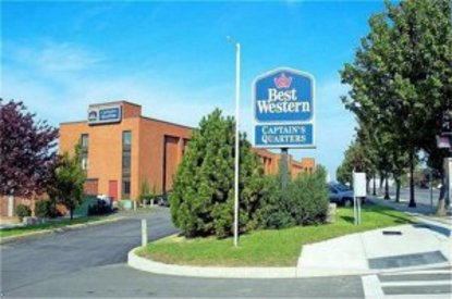 Best Western Captain's Quarters