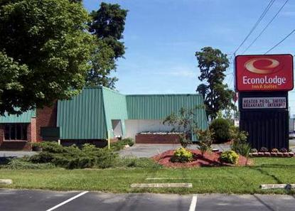 Econo Lodge Plattsburgh