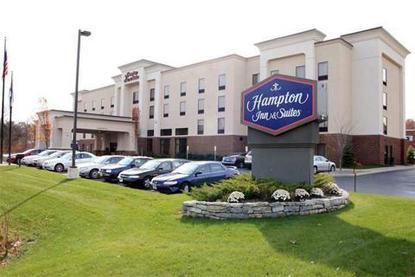 Hampton Inn & Suites Albany Airport, Ny