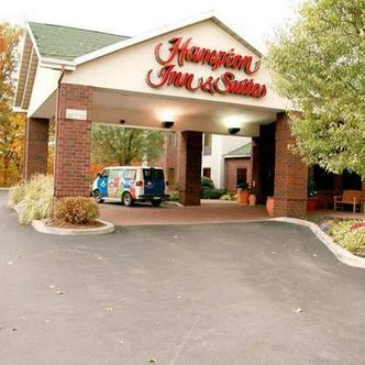 Hampton Inn And Suites Rochester/Victor