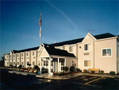 Microtel Inn Rochester Victor