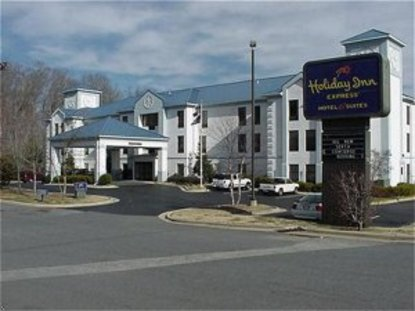 Holiday Inn Express Hotel And Suites Asheboro