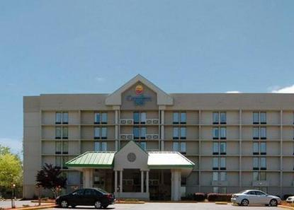 Comfort Inn Executive Park Charlotte Charlotte Deals See Hotel Photos Attractions Near