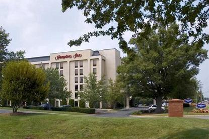 Hampton Inn Charlotte University Place