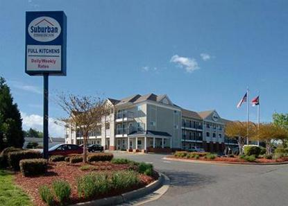 Suburban Extended Stay Charlotte