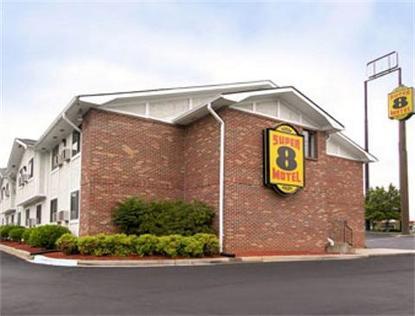 Super 8 Motel   Charlotte University Area