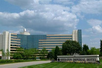 Sheraton Imperial Hotel Convention Center