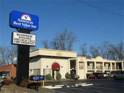 Americas Best Value Inn Fayetteville/Fort Bragg/Pope Afb