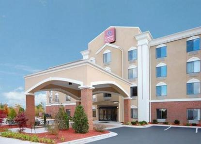 Comfort Suites Roanoke Rapids