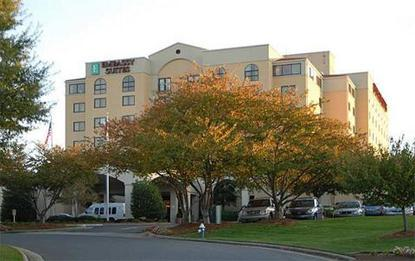 Embassy Suites Hotel Greensboro Airport