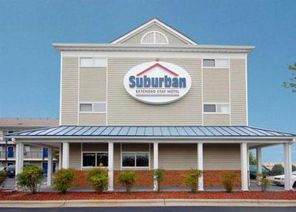 Suburban Extended Stay Of Greensboro