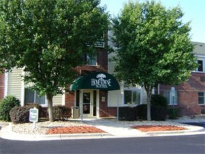 Home Towne Suites Greenville