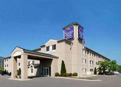 Sleep Inn And Suites At Speedway Blvd Concord