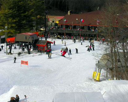Appalachian Ski Mountain Resort Vacation Rental