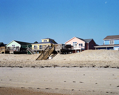 Nags Head Beach. Nags Head is without question one of the top North Carolina