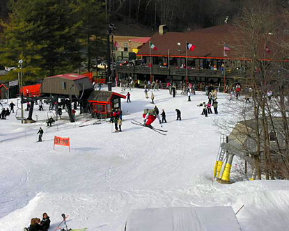 North Carolina Skiing Ski Resorts In North Carolina