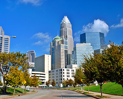 Suggested Itineraries Charlotte