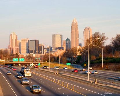 North Carolina Car Rentals Cheap Charlotte Car Rentals