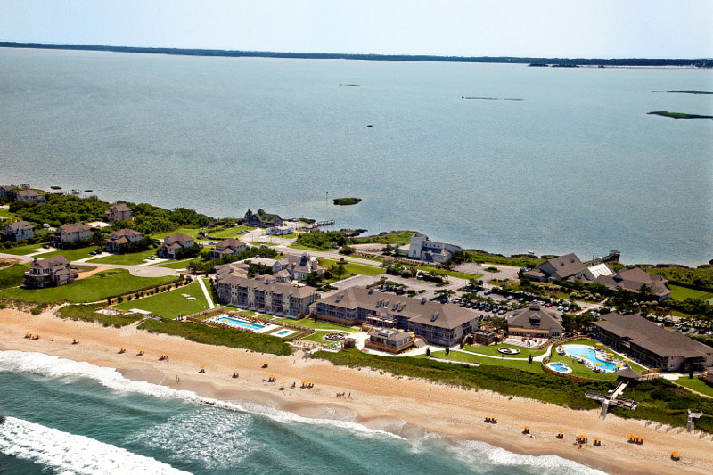 Sanderling Resort North Carolina