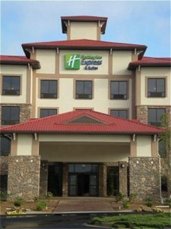 Holiday Inn Express Hotel & Suites Lexington Nw The Vineyard