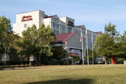 Hampton Inn And Suites Raleigh/Cary I 40 (Rbc Center)