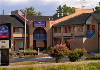 Howard Johnson Express Inn   Raleigh