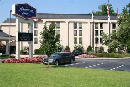 Hampton Inn Rocky Mount