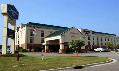 Hampton Inn Williamston, Nc