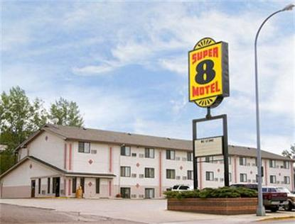 Super 8 Motel Dickinson Nd