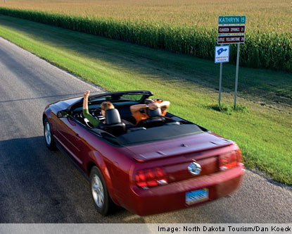 North Dakota Car Rentals