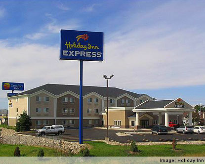 Jamestown North Dakota Hotels